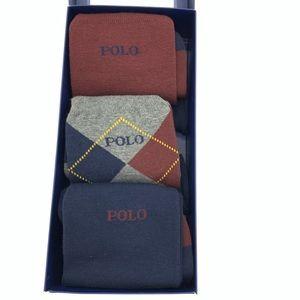 Polo by Ralph Lauren 3 Pack Box of Dress Socks NWT